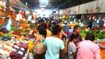 Santiago Walking Tour: Food Tastings and Markets Including Lunch, Santiago, City Tours