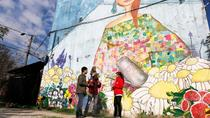 Small-Group Tour: Open Sky Street Art Museum Including a Chilean Traditional Meal in Santiago, ...
