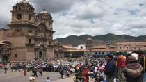 Tour di piccoli gruppi a Cusco Markets and Ruins, Cusco, Tour di mezza giornata