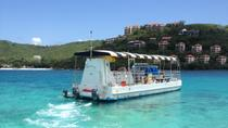 Semi-Submarine Cruise at Coral World Ocean Park in St Thomas, St Thomas