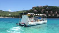 Semi-Submarine Cruise in Coral World Ocean Park in St. Thomas, St Thomas, Water Parks