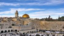 Day Tour to Jerusalem and Bethlehem from Tel Aviv, Tel Aviv, Private Day Trips