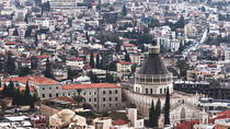 Nazareth, Tiberias and the Sea of Galilee Day Trip from Jerusalem, エルサレム