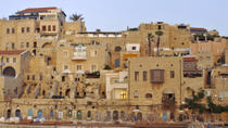 Private Tour: Old Port of Jaffa, Tel Aviv and Nalagaat Center Day Trip from Jerusalem, Jerusalem