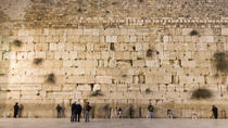 Private Tour: Western Wall Tunnel and Old City Wall Promenade in Jerusalem, Jerusalem, Walking Tours