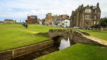 St Andrews Day Tour with Afternoon Tea at the British Golf Museum, Edinburgh, Afternoon Teas