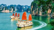 Divine Pilgrimage 5 days 4 nights Hanoi and Halong and Ninh Binh, Hanoi, Day Cruises