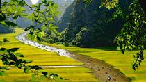 Full-day Hoa Lu and Tam Coc tour with sampan boat trip and bicycle ride, Hanoi
