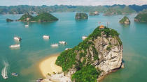 Halong Bay 1 Day Tour with Cave Visit and Swimming, Hanoi, Day Cruises
