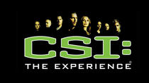 CSI: Das Erlebnis, Las Vegas, Attraction Tickets