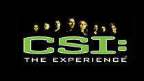 CSI: The Experience (CSI: La experiencia), Las Vegas, Attraction Tickets