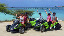 Spyder private afternoon tour, Aruba, 4WD, ATV & Off-Road Tours