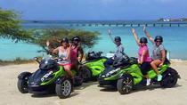 Spyder private morning tour, Aruba, 4WD, ATV & Off-Road Tours