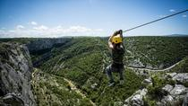 Zipline over Cikola canyon and Krka National Park, Šibenik, Attraction Tickets