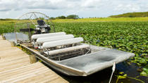 Miami Everglades Airboat Adventure with Biscayne Bay Cruise, Miami, null