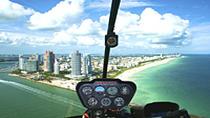 Miami Shore Excursion: Pre- or Post-Cruise Helicopter Tour
