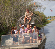 Miami Super Saver: per hovercraft door de Everglades en tour door Miami, Miami, Moerasboottours
