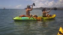 St Kitts Kayak and Snorkel Adventure
