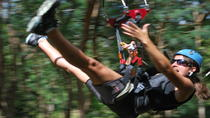 St Kitts Zipline Canopy Tour, St Kitts, Adrenaline & Extreme