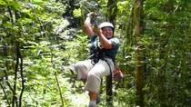 Zipline Canopy Eco-Adventure from San Juan