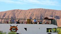 Guided Uluru Walk and Morning Tea on the Uluru Fork and View Double Decker Bus, Ayers Rock, ...