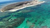 Abrolhos Flyover with Morning Tea on East Wallaby Island, Geraldton, Air Tours