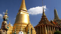 Bangkok Grand Palace, Wat Pho, and Klongs Cruise Private 6-Hour Tour, Bangkok, Private Sightseeing ...