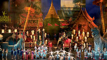 Siam Niramit show Bangkok with private transfer and buffet dinner, Bangkok, Private Transfers