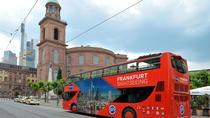 Frankfurt Express Hop-on Hop-off Tour, Frankfurt, Multi-day Tours