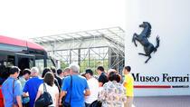 Ferrari Museum Entrance Ticket