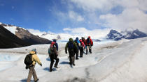 El Calafate Adventure Tour: Hiking Across El Perito Moreno Glacier, El Calafate, Multi-day Rail ...