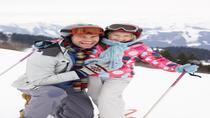 Shared Round-Trip Transfer: Bariloche Hotels to Cerro Catedral Ski Resort