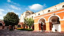 Arequipa City Tour Including St Catherine Monastery, Arequipa