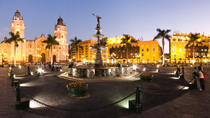 Lima in a Day: City Sightseeing Tour, Larco Museum and Magic Water Circuit, Lima