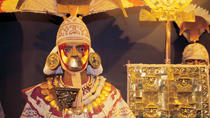 Lord of Sipán Royal Tombs Museum Tour, Chiclayo