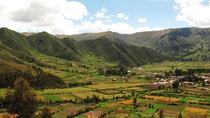One-Way Shared Transfer from Sacred Valley Hotels to Ollantaytambo Train Station, Valle Sagrado