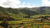 One-Way Shared Transfer von den Hotels in Sacred Valley zum Bahnhof Ollantaytambo, Heiliges Tal der ...