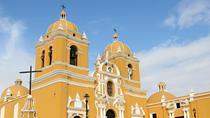 Trujillo City Sightseeing Tour and National University Archeological Museum, Trujillo