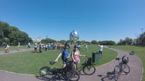 Full-Day Bike Tour around Buenos Aires with Lunch, Buenos Aires, Walking Tours