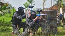 Half-day: Bali Paintball included Transport and lunch, Kuta, Paintball