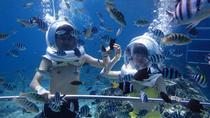 Sea Walking Bali included hotel transfer, Kuta, Day Cruises