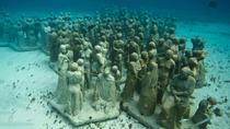 Cancun Underwater Museum, Cancun, Snorkeling