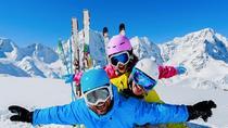 Ski or Snowboard La Parva Full Day with Classes, Santiago, Ski & Snowboard Rentals
