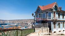 Valparaiso and Emiliana Vineyard Tour from Santiago