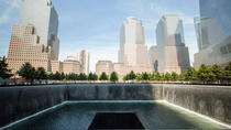 Wandeltocht langs het September 11 Memorial en Ground Zero met eventueel bezichtiging van het One World Observatory, New York City, Wandeltochten