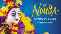 La Nouba at Walt Disney World Resort, Orlando, Bus & Minivan Tours