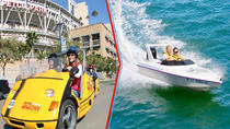 GOCAR & SPEEDBOAT LAND AND SEA SELF DRIVE ADVENTURE, San Diego, 4WD, ATV & Off-Road Tours