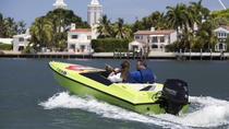 Individual Speed Boat Adventure Tour, Miami, Jet Boats & Speed Boats