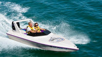 San Diego Harbor Speed Boat Adventure, San Diego, Sailing Trips