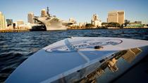 Viator Exclusive: San Diego Harbor Speed Boat, Bike Ride and USS Midway Tour, San Diego, Viator...